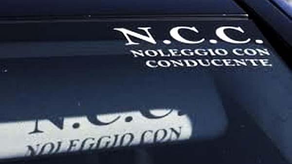 licenza ncc