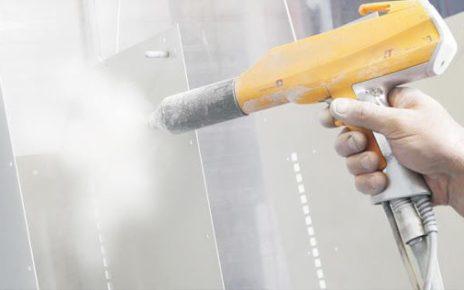 Verniciatura a spruzzo o in polvere per i metalli